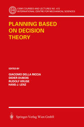 Planning Based on Decision Theory by Giacomo Della Riccia