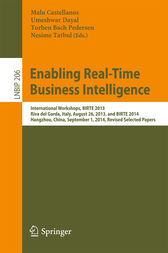 Enabling Real-Time Business Intelligence by Malu Castellanos