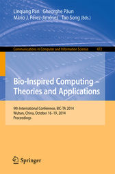 Bio-inspired Computing: Theories and Applications by Linqiang Pan