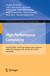 High Performance Computing by Gonzalo Hernandez