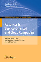 Advances in Service-Oriented and Cloud Computing: Workshops of ESOCC 2014, Manchester, UK, September 2-4, 2014, Revised Selected Papers