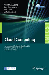 Cloud Computing by Victor C.M. Leung