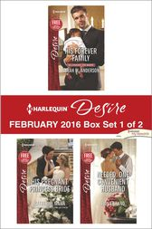Harlequin Desire February 2016 - Box Set 1 of 2 by Sarah M. Anderson