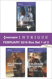 Harlequin Intrigue February 2016 - Box Set 1 of 2 by Carla Cassidy