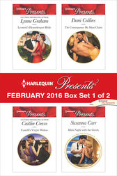 Harlequin Presents February 2016 - Box Set 1 of 2 by Lynne Graham