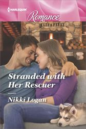 Stranded with Her Rescuer by Nikki Logan