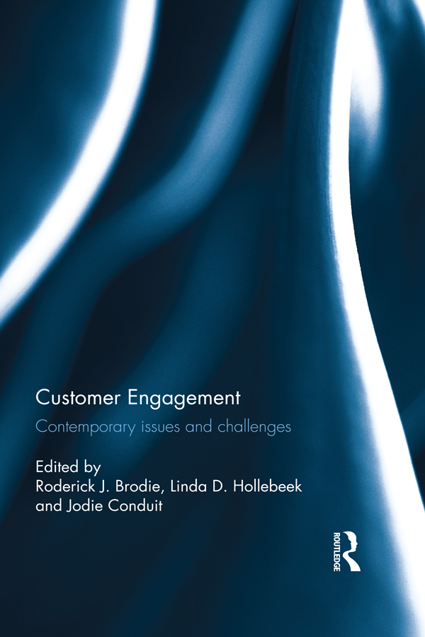 Download Ebook Customer Engagement by Roderick J. Brodie Pdf