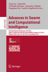 Advances in Swarm and Computational Intelligence by Ying Tan