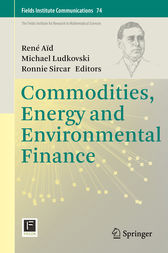 Commodities, Energy and Environmental Finance by René Aïd