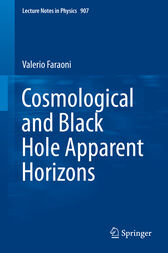 Cosmological and Black Hole Apparent Horizons by Valerio Faraoni