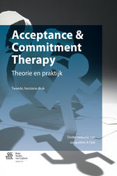 Acceptance & Commitment Therapy by Jacqueline A-Tjak