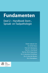 Fundamenten by H.F.M. Peters