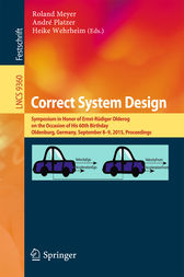 Correct System Design by Roland Meyer