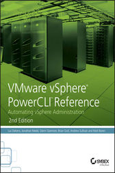 VMware vSphere PowerCLI Reference by Luc Dekens