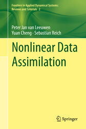 Nonlinear Data Assimilation by Peter Jan Van Leeuwen