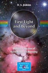 First Light and Beyond by D. A. Jenkins