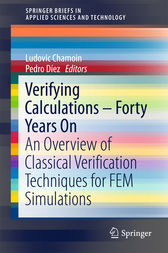 Verifying Calculations - Forty Years On by Ludovic Chamoin