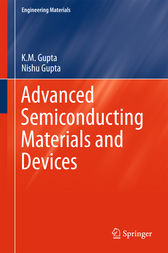 Advanced Semiconducting Materials and Devices by K.M. Gupta