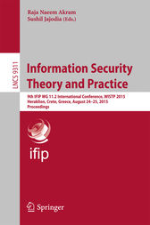 Information Security Theory and Practice by Raja Naeem Akram