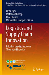 Logistics and Supply Chain Innovation by Henk Zijm