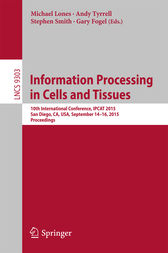 Information Processing in Cells and Tissues by Michael Lones