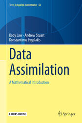 Data Assimilation by Kody Law