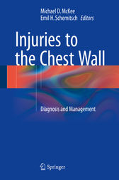 Injuries to the Chest Wall by Michael D. McKee