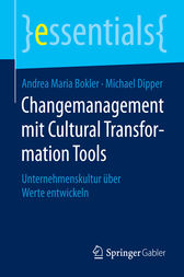 Changemanagement mit Cultural Transformation Tools by Andrea Maria Bokler