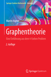 Graphentheorie by Martin Aigner