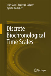 Discrete Biochronological Time Scales by Jean Guex