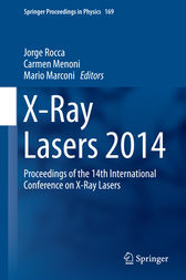 X-Ray Lasers 2014 by Jorge Rocca