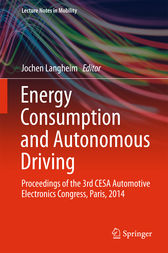Energy Consumption and Autonomous Driving by Jochen Langheim