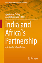 India and Africa's Partnership by Ajay Kumar Dubey