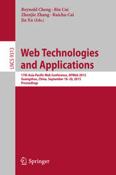 Web Technologies and Applications by Reynold Cheng