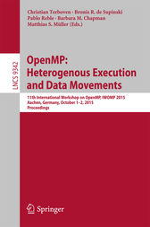 OpenMP: Heterogenous Execution and Data Movements by Christian Terboven