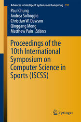 Proceedings of the 10th International Symposium on Computer Science in Sports (ISCSS) by Paul Chung