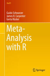 Meta-Analysis with R by Guido Schwarzer