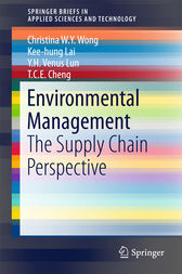 Environmental Management by Christina W.Y. Wong