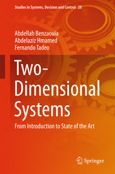 Two-Dimensional Systems by Abdellah Benzaouia