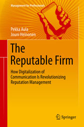The Reputable Firm by Pekka Aula