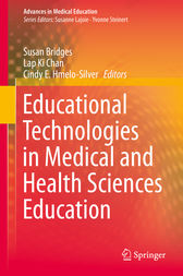 Educational Technologies in Medical and Health Sciences Education by Susan Bridges