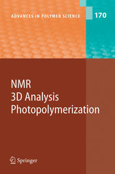 NMR · 3D Analysis · Photopolymerization by Nail Fatkullin