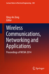 Wireless Communications, Networking and Applications by Qing-An Zeng