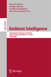 Ambient Intelligence by Boris De Ruyter