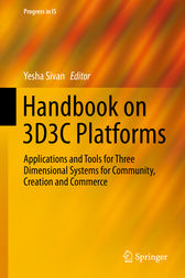 Handbook on 3D3C Platforms by Yesha Sivan