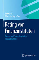 Rating von Finanzinstituten by Zafer Diab