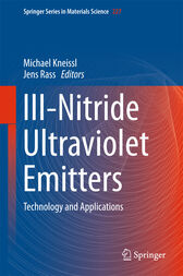III-Nitride Ultraviolet Emitters by Michael Kneissl