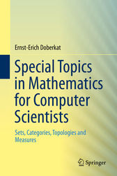 Special Topics in Mathematics for Computer Scientists by Ernst-Erich Doberkat