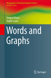 Words and Graphs by Sergey Kitaev