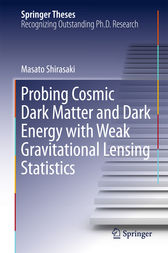 Probing Cosmic Dark Matter and Dark Energy with Weak Gravitational Lensing Statistics by Masato Shirasaki